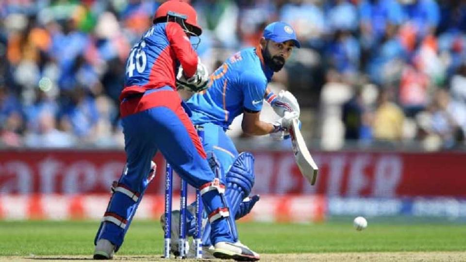 আফগানিস্তানের বিপক্ষে ২২৪ রানে গুটিয়ে গেলো ভারত